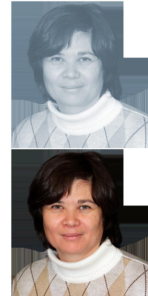 Irina Volobuev, Assistentin